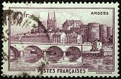 Angers Stamp