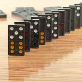 Black Domino