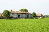 Historic Farm Near Pavia