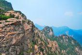 Treacherous Mountain Cliffs