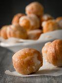 foto of thursday  - Small homemade doughnuts - JPG