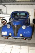 Vintage Car 1939 Chevrolet Coupe
