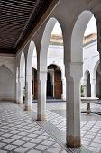 Bahia Palace Interior