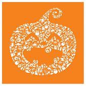 Halloween icons - Jack O Lantern