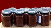 jars of dressing