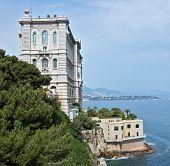 Monaco - Oceanographic Museum