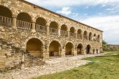 Monastery Of Saint Mary In Apollonia.