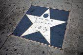 Richard Strauss Walk Of Fame Star In Vienna