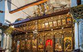 Onufri Iconostasis In Berat