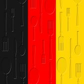 German Food Shows Germany Foodstuff And Culinary