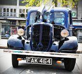 Jowett Bradford vintage car