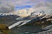 View On  Swiss Alps