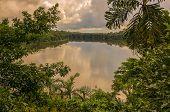 Lake Sandoval, Peru, South America