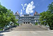 New York State Capitol Building, Albany