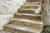 Modern Concrete Staircase