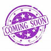 Purple Stamp Coming Soon