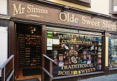 Olde Sweet Shoppe, Stafford.