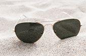 Sunglasses On The Sand