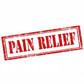 Pain Relief-stamp