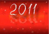 2011 New Year Card