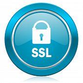 ssl blue icon
