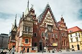 Wroclaw Town Hall