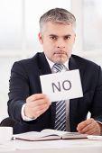 I Said No!