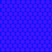 Wall-papers With Abstract Light Patterns On The Blue