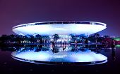 The Culture Center At The Largest World Expo In Shanghai