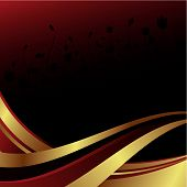 Abstract Curve Background