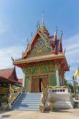 pic of worship  - place of worship under sunlight at Wat Kwid - JPG