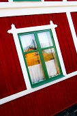 stock photo of windows doors  - A view of a house - JPG