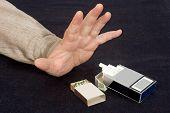 Cigarette Matches Poison Damage