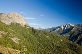 Moro Rock im Sequoia National Park in Kalifornien