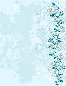 Grunge Background Spring