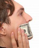 Keeping Payed Silence