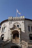 Palacio De Justicia Mónaco