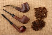 Pipes And Tobacco
