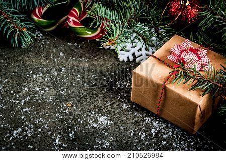 poster of Christmas Dark Background