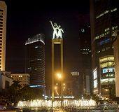 Welcome Statue In Jakarta