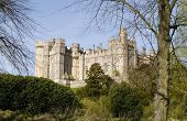 Castillo de Arundel. West Sussex. REINO UNIDO