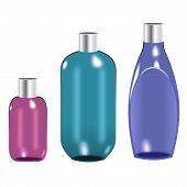 Plastic Bottles Set 3