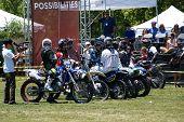 Motorcross Riders