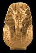 Pharaoh (Isolated On Black)