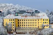 stock photo of banska  - Mining school  - JPG