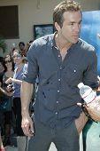 SAN DIEGO - JUNE 16: Ryan Reynolds arrives at a screening of
