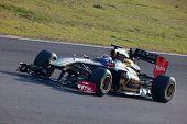 Team Lotus Renault F1, Vitaly Petrov, 2011