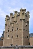 Alcazar. Donjon Tower