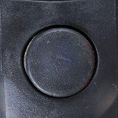 Plastic Button.