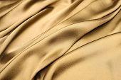 Gold Satin Background